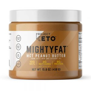MIGHTYFAT MCT Peanut Butter